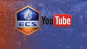 ECS artık YouTubeda