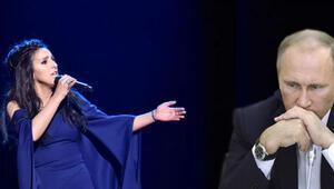 Rusya-Ukrayna gerilimi Eurovisiona taşındı