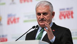 Başbakan Yıldırım: Hiçbir ülke Türkiyeye dayatma yapamaz