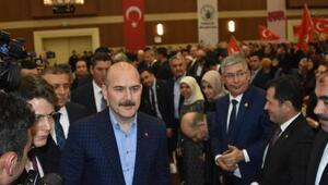 Bakan Soylu: (Kılıçdaroğlu) Ya korkuyor, ya diyetini ödüyor, ya da esirdir