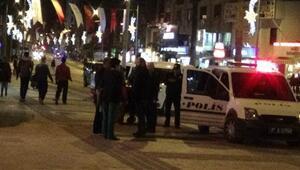 HDP binası sandı, dövmeci çıktı