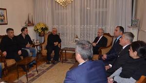 Kılıçdaroğlu, Tayfun Talipoğlunun ailesini ziyaret etti