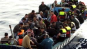 Çanakkalede 46 yabancı uyruklu yakalandı