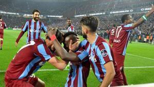 Trabzonsporun skorer dörtlüsü