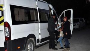 Ayvacıkta 46 kaçak yakalandı