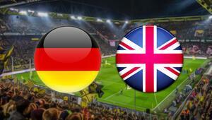 Almanya İngiltere hazırlık maçı bu akşam saat kaçta hangi kanalda canlı olarak yayınlanacak