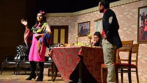 Erbaa Belediyesi Şehir Tiyatrosu ikinci kez sahnede