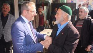 AK Partisi Sürekli köylerden evet istedi