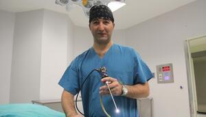 Burun deliğinden beyin ameliyatı