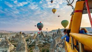 Bahar aylarının en güzel rotası: Kapadokya