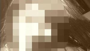 13 yaşındaki kızın yarı çıplak fotoğraflarını çekmiş