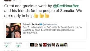 THY, Somaliye 2 milyon Dolarlık insani yardım taşıyacak
