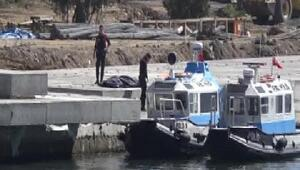 İstanbulda denizden ceset çıktı
