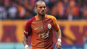 Sneijderden ayrılık açıklaması Son noktayı koydu...