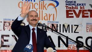 İçişleri Bakanı Soylu: PKKyı bu topraklardan silip atacağız (3)