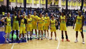 Fenerbahçe Mersin B.B.ye şans tanımadı