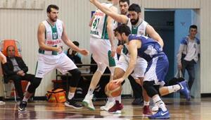 Bursaspor Durmazlar-Pertevniyal: 84-67