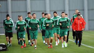 Bursaspor'da Atiker Konyaspor hazırlığı başladı
