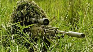 Sınırdan sniper saldırısı