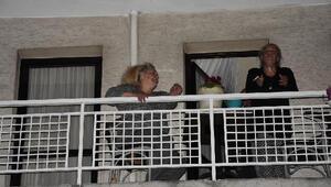 İzmirde referandum gerginliği
