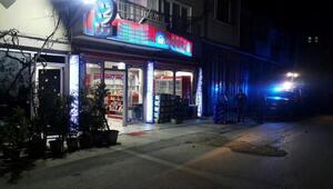 Bursada tekel bayine pompalı saldırıda 1 kişi öldü