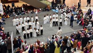 Gaziantepli minikler Su gününü kutladı