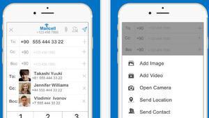 İş dünyasının Whatsappı olmaya aday: Mailcell