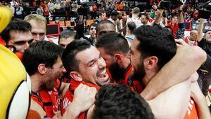 Eurocup İspanyaya gidiyor Valencia da finalde...