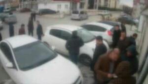 İstanbulda yolsuzluk operasyonu Rüşvet alma anı kamerada