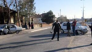 Tomarzada trafik kazası: 4 yaralı