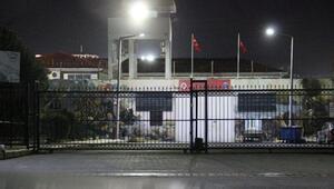 İzmirde cezaevinden film gibi firar girişimi