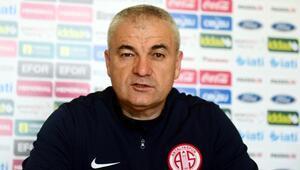 Rıza Çalımbay: En kritik maç Kayserispor karşılaması