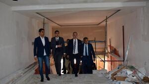 Ahmet Şekip Ersoy Kültür Merkezi yenileniyor