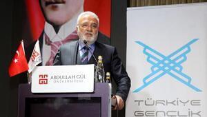 Eski bakan Elitaştan, Üniversite-Sanayi İşbirliği konferansı