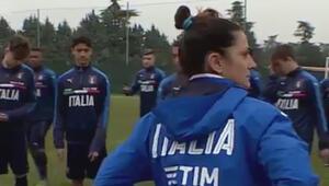 İşte İtalyanın ilk kadın antrenörü