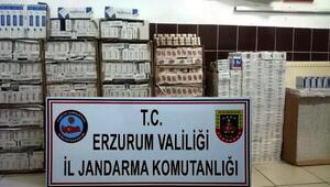 Sigara kaçakçıları, Jardarmayı atlatamadı