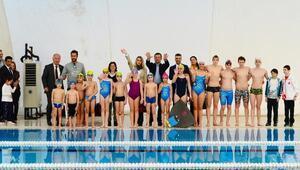 Beylikdüzü Yüzme Kulübü tesisine kavuştu