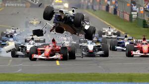 Motor sesi özlemi bitiyor Formula 1 başlıyor...