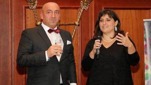 Türk şarabı Berlin'de tanıtıldı