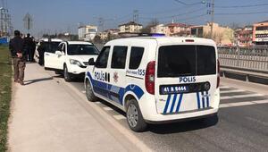 Cip sürücüsü dur ihtarına uymayınca polis alarma geçti