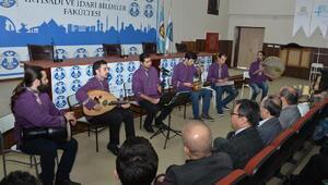 Selçuk'ta İran Müziği coşkusu