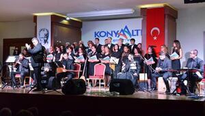 Konyaaltında Çanakkale Türküleri