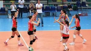 Karşıyaka Voleybolda finallere kalamadı