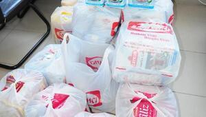 Marketten 101 paket çay çalan hırsız yakalandı