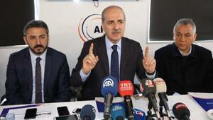 Kurtulmuş: FETÖcü 5 askerin Türkiyeye iadesini bekliyoruz