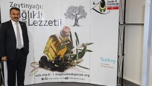Türkiye zeytinyağı, Londra'da tanıtıldı