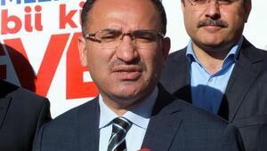 Bakan Bozdağ: Teröre karşı ortak bir mücadele lazım
