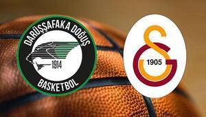 Galatasaray Odeabank, Darüşşafaka Doğuşa konuk olacak