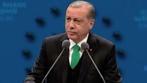 Cumhurbaşkanı Erdoğandan Bulgaristan mesajı