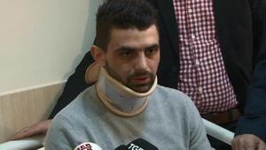 Hollandada polisin köpekle yaraladığı Türk tedavi için İstanbulda (1)